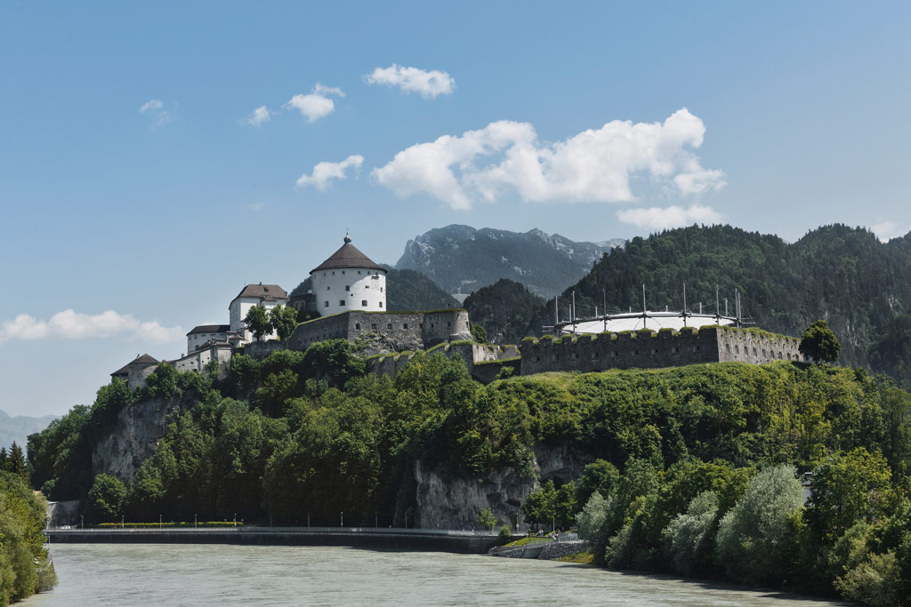 Sightseeing in Kufstein