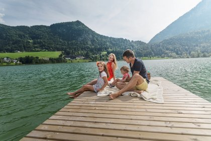 Alles Familie, alles Urlaub in Thiersee